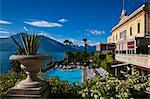 Grand Hotel Villa Serbelloni, Bellagio, Lake Como, Province of Como, Lombardy, Italy Stock Photo - Premium Rights-Managed, Artist: R. Ian Lloyd, Code: 700-03660181
