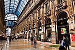 Galleria Vittorio Emanuele II, Milan, Province of Milan, Lombardy, Italy Stock Photo - Premium Rights-Managed, Artist: R. Ian Lloyd, Code: 700-03660184