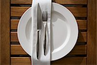 setting kitchen table - Place Setting Stock Photo - Premium Royalty-Freenull, Code: 600-03665653