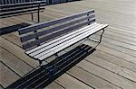 Empty Bench Stock Photo - Premium Royalty-Free, Artist: Ron Fehling, Code: 600-03665738