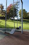 Swing Set Stock Photo - Premium Royalty-Free, Artist: Ron Fehling, Code: 600-03665740