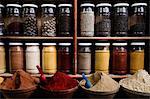 Spices at Souk, Marrakech, Morocco Stock Photo - Premium Rights-Managed, Artist: Siephoto, Code: 700-03665757