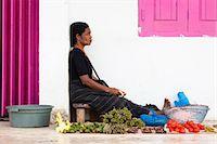 Vendor Selling Produce at Waikabubak Market, Sumba, Indonesia Stock Photo - Premium Rights-Managednull, Code: 700-03665807