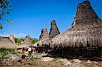 Waihola Village, Sumba, Indonesia Stock Photo - Premium Rights-Managed, Artist: R. Ian Lloyd, Code: 700-03665813