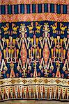 Traditional Woven Ikat Cloth, Sumba, Indonesia Stock Photo - Premium Rights-Managed, Artist: R. Ian Lloyd, Code: 700-03665843