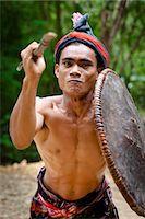 Traditional Dancer, Nihiwatu, Sumba, Indonesia Stock Photo - Premium Rights-Managednull, Code: 700-03665847