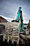 Excavator Stock Photo - Premium Royalty-Free, Artist: Transtock, Code: 698-03669930