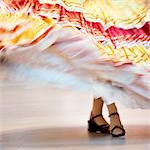 Swirling dance Stock Photo - Premium Royalty-Free, Artist: Zoran Milich, Code: 698-03669932