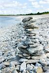 Stones piled up on each other Stock Photo - Premium Royalty-Free, Artist: Arcaid, Code: 698-03670104