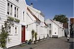 Old town (Gamlebyen), Stavanger, Rogaland, Norway, Scandinavia, Europe Stock Photo - Premium Rights-Managed, Artist: Robert Harding Images, Code: 841-03672372