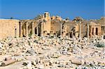 Severan Forum, Leptis Magna, UNESCO World Heritage Site, Tripolitania, Libya, North Africa, Africa Stock Photo - Premium Rights-Managed, Artist: Robert Harding Images, Code: 841-03673459