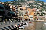 Villefranche sur Mer, Alpes-Maritimes, Cote d'Azur, Provence, French Riviera, France, Mediterranean, Europe Stock Photo - Premium Rights-Managed, Artist: Robert Harding Images, Code: 841-03673524