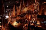 Vasa, a 17th century warship, Vasa Museum, Stockholm, Sweden, Scandinavia, Europe Stock Photo - Premium Rights-Managed, Artist: Robert Harding Images, Code: 841-03673624