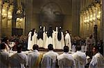 Eastern (Oriental) church yearly mass in Notre Dame cathedral, Paris, France, Europe Stock Photo - Premium Rights-Managed, Artist: Robert Harding Images, Code: 841-03675738