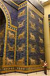 Ishtar Gate from Babylon at Berlin Pergamon Museum, Berlin, Germany, Europe Stock Photo - Premium Rights-Managed, Artist: Robert Harding Images, Code: 841-03676893