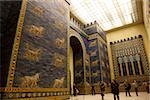 Ishtar Gate from Babylon at Berlin Pergamon Museum, Berlin, Germany, Europe Stock Photo - Premium Rights-Managed, Artist: Robert Harding Images, Code: 841-03676895