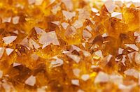 Citrine crystals from Brazil. Stock Photo - Premium Royalty-Freenull, Code: 679-03679949