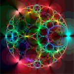 Fractal, computer artwork. Stock Photo - Premium Royalty-Free, Artist: Carl Warner, Code: 679-03680426