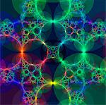 Fractal, computer artwork. Stock Photo - Premium Royalty-Free, Artist: Science Faction, Code: 679-03680428