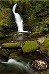 Waterfall, Snowdonia National Park, Wales Stock Photo - Premium Rights-Managed, Artist: JW, Code: 700-03682152