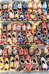 Traditional Shoes at Grand Bazaar, Istanbul, Turkey