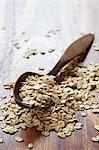 Whole Grain Oats Stock Photo - Premium Royalty-Free, Artist: Jodi Pudge, Code: 600-03686081