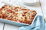 Pasta Casserole Stock Photo - Premium Royalty-Free, Artist: Jodi Pudge, Code: 600-03686082