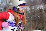 Female Freestyle Skier Getting Some Air Stock Photo - Premium Rights-Managed, Artist: Aflo Sport, Code: 858-03694511