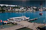 Ferry, Lucerne, Switzerland