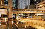 Financial District, Hong Kong, China Stock Photo - Premium Rights-Managed, Artist: Rudy Sulgan, Code: 700-03697982