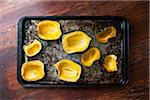 Baked Squash, Vancouver, British Columbia, Canada Stock Photo - Premium Royalty-Free, Artist: Grant Harder, Code: 600-03698370