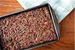 Pan of Gluten-free Pecan Pie Squares Cooling on the Table, Vancouver, British Columbia, Canada Stock Photo - Premium Royalty-Free, Artist: Grant Harder, Code: 600-03698377