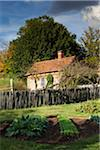 Triebel Garden, Old Salem, North Carolina, USA Stock Photo - Premium Rights-Managed, Artist: Ed Gifford, Code: 700-03698301