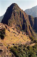 The ruins of Machu Picchu, Peru, Latin America Stock Photo - Premium Royalty-Freenull, Code: 653-03705795
