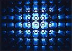 Blue light Stock Photo - Premium Royalty-Free, Artist: Aflo Relax               , Code: 670-03709080