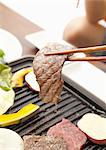 Korean barbecue Stock Photo - Premium Royalty-Free, Artist: Photocuisine, Code: 670-03710223