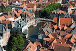 Bruges rooftops, Belgium Stock Photo - Premium Rights-Managed, Artist: AWL Images, Code: 862-03710360