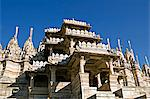 The Ranakpur complex is one of the biggest and most important Jain temples in India. Ranakpur Jain Temple near Udaipur,Rajasthan,India Stock Photo - Premium Rights-Managed, Artist: AWL Images, Code: 862-03711978