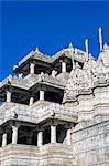 15th Century entrance to Ranakpur Jain Temple dedicated to Adinatha,Udaipur,Rajasthan,India Stock Photo - Premium Rights-Managed, Artist: AWL Images, Code: 862-03711985