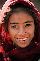 Indian girl, State of Rajasthan, India Stock Photo - Premium Rights-Managednull, Code: 862-03712106
