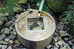 Ryoan-ji Temple Water Basin in the famous dry stone garden Stock Photo - Premium Rights-Managed, Artist: AWL Images, Code: 862-03712486