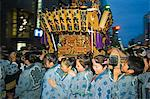 Asakusa Mikoshi portable shrine parade Annual Festival of Shitaya jinja Shrine Stock Photo - Premium Rights-Managed, Artist: AWL Images, Code: 862-03712509