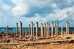 Libya, Cyrenaica, Apollonia. One of the byzantine basilicas. Stock Photo - Premium Rights-Managed, Artist: AWL Images, Code: 862-03712731