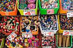 Playa del Carmen, Mexico. Souvenirs in baskets. Stock Photo - Premium Rights-Managed, Artist: AWL Images, Code: 862-03712927