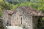 Lower Bulnes, a typical mountain village, Picos de Europa, Northern Spain Stock Photo - Premium Rights-Managed, Artist: AWL Images, Code: 862-03713447