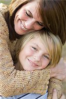 Close-Up of Mother and Son Stock Photo - Premium Rights-Managednull, Code: 700-03719337