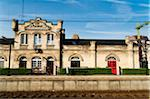 Train Station, Valkenburg aan de Geul, Limburg, Netherlands Stock Photo - Premium Rights-Managed, Artist: Emanuele Ciccomartino, Code: 700-03720127