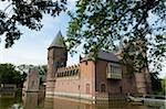 Heeswijk Castle, 's-Hertogenbosch, North Brabant, Netherlands Stock Photo - Premium Rights-Managed, Artist: Emanuele Ciccomartino, Code: 700-03720129