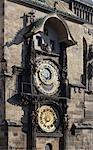 Astronomical Clock, Old Town, Prague. Stock Photo - Premium Rights-Managed, Artist: Arcaid, Code: 845-03720263