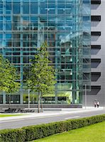 Manchester Civil Justice Centre. Architects: Denton Corker Marshall Stock Photo - Premium Rights-Managednull, Code: 845-03720564
